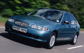 Tappetini Rover 400.
