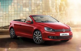 Tappetini Golf 6 Tipo 1
