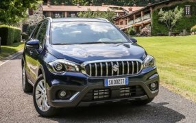 Tappetini S-Cross Tipo 1 Facelift