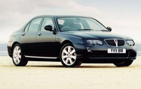 Tappetini Rover 75.