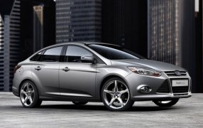 Ford Focus  Tipo 4