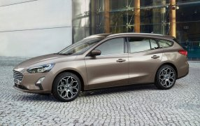 Ford Focus  Tipo 5