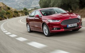 Ford Mondeo  Tipo 5