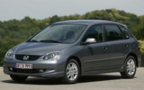 Honda Civic Tipo 4