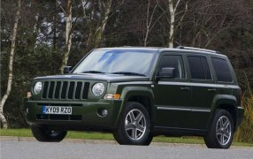 Tappetini Jeep Patriot.
