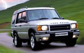 Landrover Discovery  Tipo 2