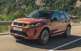 Tappetini Discovery Sport Tipo 2