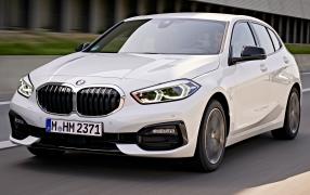 HB Vasca Baule Tronco Bagagliaio antiscivolo premium su misura per BMW Serie 1 2019 F40 1 pez.