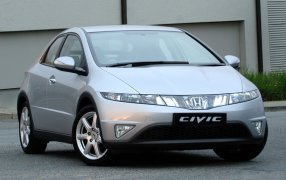 Honda Civic Tipo 8
