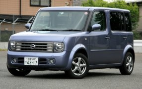 Tappetini Nissan Cube.
