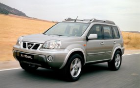 Nissan X-Trail  Tipo 1