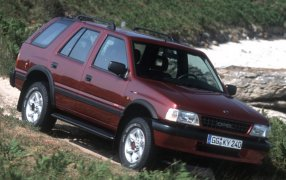 Opel Frontera Tipo 1