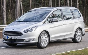 Ford Galaxy Tipo 3