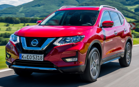 Nissan X-Trail  Tipo 4