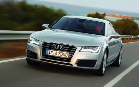 Audi A7 Tipo 1