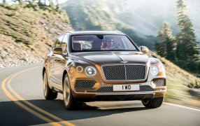 Bentley Bentayga Tipo 1