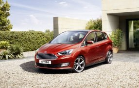 Ford C-MAX Tipo 2 Facelift