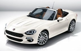 Tappetini Fiat 124 Spider.