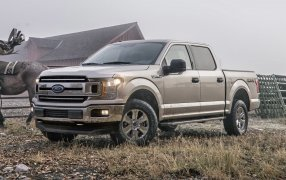 Tappetini F150 King Ranch