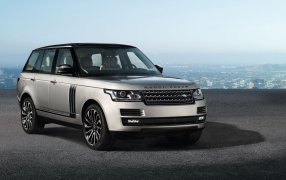 Tappetini Range Rover Tipo 3
