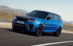 Tappetini Range Rover Sport Tipo 4