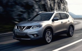 Nissan X-Trail  Tipo 3