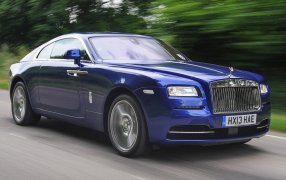 Tappetini Rolls Royce Wraith.