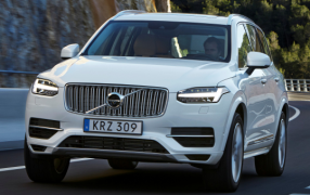 Volvo XC90 Tipo 2