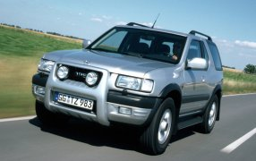 Opel Frontera Tipo 2