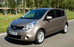 Nissan Note Tipo 1