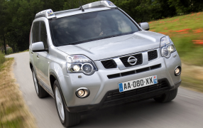 Nissan X-Trail  Tipo 2