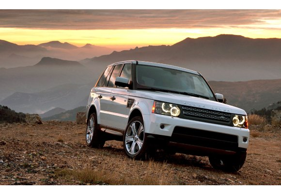 Range Rover Sport dal 2013 VASCA BAULE BAGAGLIAIO TAPPETO