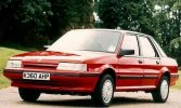 Tappetini Rover Montego.