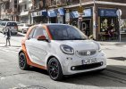 Tappetini Fortwo W453