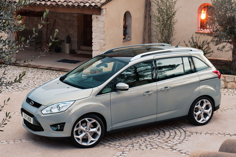 tappetini ford c max 2015